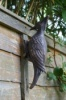 Metal Woodpecker Wall Decor