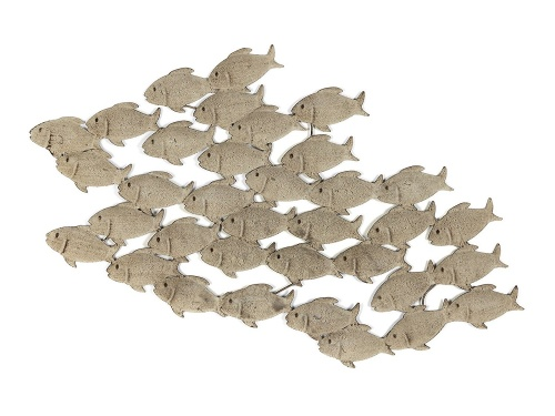 Shoal of Fish Wall Art