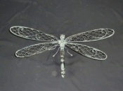 Dragonfly-Antique Grey