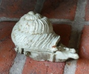 Cast Iron Snail Key Holder